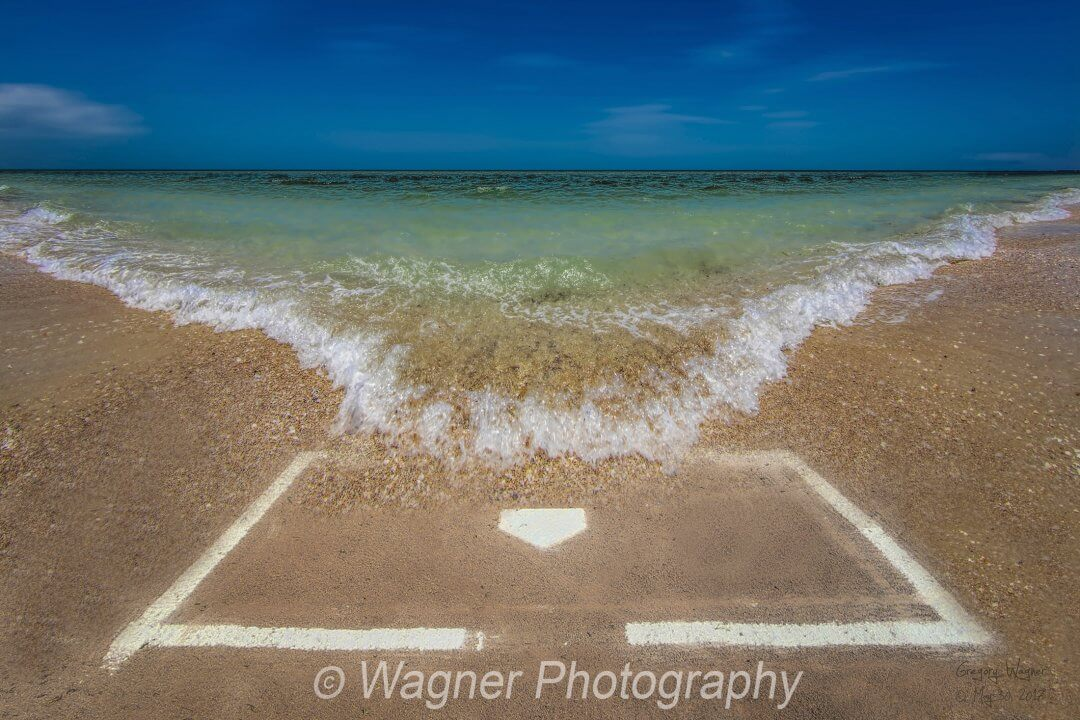 Wave and Home Plate