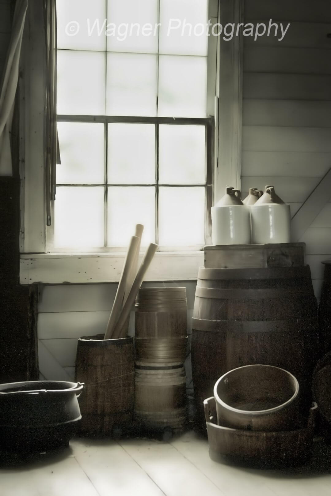 Appomattox Still Life